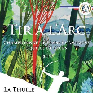 Championnat de France Campagne par équipes de club – retour en images