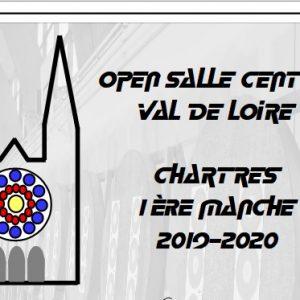 Open CVL – Première manche : les 9 et 10 novembre 2019 à Chartres